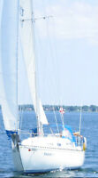 26tf Sailboat/voilier Grampian $5,500