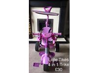 Little Tikes 4-1 Trike