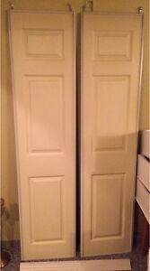 Sliding door - portes