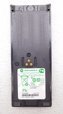 New OEM Motorola 7.2V Nickel-Metal Hydride Ni-MH Battery Two Way Radio (Nickel Metal Hydride Nimh Radio)