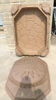 4ft Sandbox With Cover