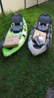2.7m Kayak - Pick Up Bethania - Brand New / Package Deal;$499