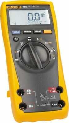 Fluke 77-4 Cat Iv Cat Iii 1000 Vacvdc Digital Auto Ranging Average Resp...