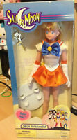 "Sailor Venus 17"" doll"
