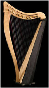 Harp and/or piano music St. John's Newfoundland image 1
