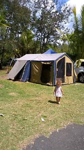Oztrail 6x4 camper trailer Trinity Beach Cairns City Preview