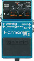 Boss PS-6 Pitch Shifter-Harmonist