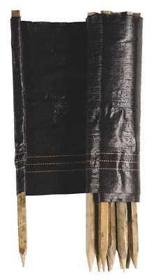 Tenax 31900700 Silt Fence, 3 Ft. H X 100 Ft. L