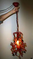 Lampe lustre Chandelier lamp CHATEAUGUAY/ LONGUEUIL