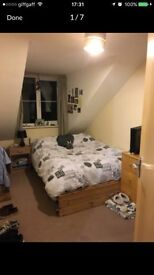 Double bedroom available sharing in 2 bedroom flat