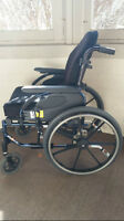 Invacare® MyOn™ Active Wheelchair, Wheel Chair