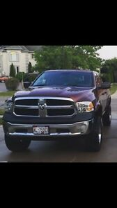 Dodge Ram 1500 Lifted