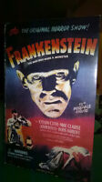 "Sideshow Frankenstein Collectible 12"" figure - NEW IN BOX"
