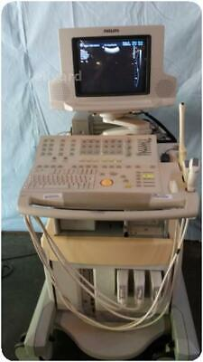 Best USED PHILIPS HDI-5000  DIAGNOSTIC ULTRASOUND MACHINE % (151127)