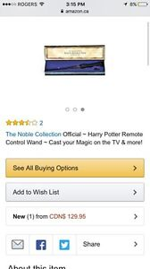 Selling Harry Potter Remote Control Wand Kitchener / Waterloo Kitchener Area image 3