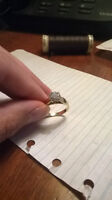 Brilliant cut diamond ring for sale $4800 or best offer