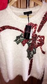 Brand new!! Xmas jumper for sale!