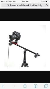 Kamerar SD-1 Mark 2 Dolly Slider  Kitchener / Waterloo Kitchener Area image 8