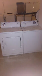 INGLIS WASHER/DRYER SET @ THE WISE SHOP by apt