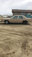 1987 Mercury Grand Marquis Other