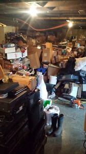 JUNK REMOVAL DUMP RUNS Fully Insured Kawartha Lakes Peterborough Area image 1