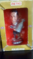 Metro Bobble Head Jean Béliveau rare 1466/10500