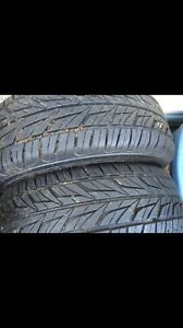 195x65/15R all season tires from a Jetta  Prince George British Columbia image 2