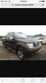 Nissan pick up 2.5