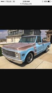 Wanted 67-72 chev C-10