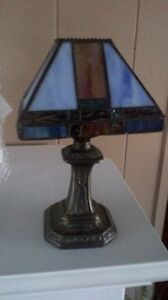Stained Glass Tealight Lamp