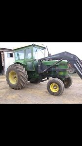 Looking for a tractor with loader