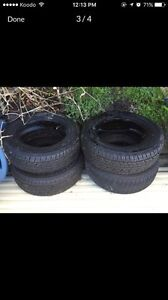 195x65/15R all season tires from a Jetta  Prince George British Columbia image 4