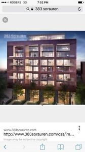 Brand new condo in the heart of Roncesvalles!