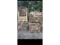 500 PIECES OF PALLET WOOD