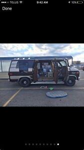 Chevy G20 Sport Van