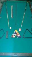 Newly priced! Olhausen Pool Table
