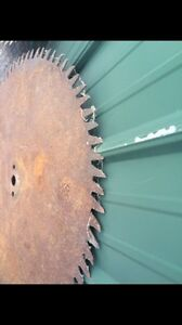 2 Buzz Saw Blades  London Ontario image 6