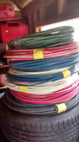 1020ft of #6 Insulated Copper Wire
