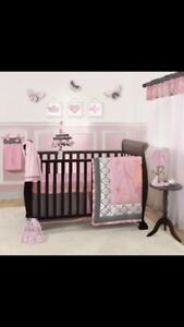 Dutchess crib bedding by lambs and ivy