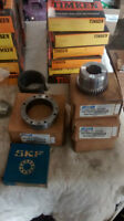 Assorted Bearings/Industry Supplies (over $5000)