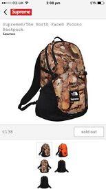 Supreme / The North Face Pocono Backpack