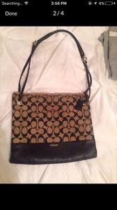 Authentic coach purse! Windsor Region Ontario image 2
