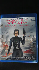 Blu-ray Resident Evil