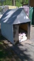 LARGE DOG HOUSE - $100.00