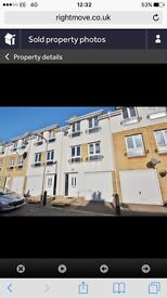 3 bed townhouse gravesend