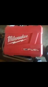 Milwaukee m18 hard case for impact amd hammer drill