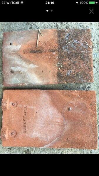 Barnstaple roof tiles