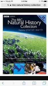 BBC Natural History Collection 17 DVDS as new