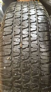 205-75-15 LOTS of tread!!