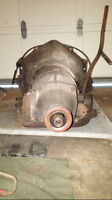 CHEVY TURBO 350 TRANSMISSION WITH TORQUE CONVERTER
